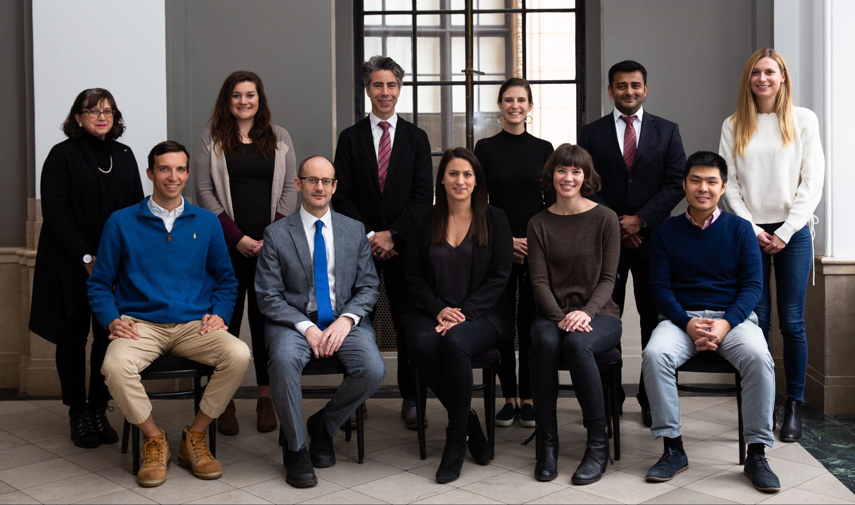 The PCDC team